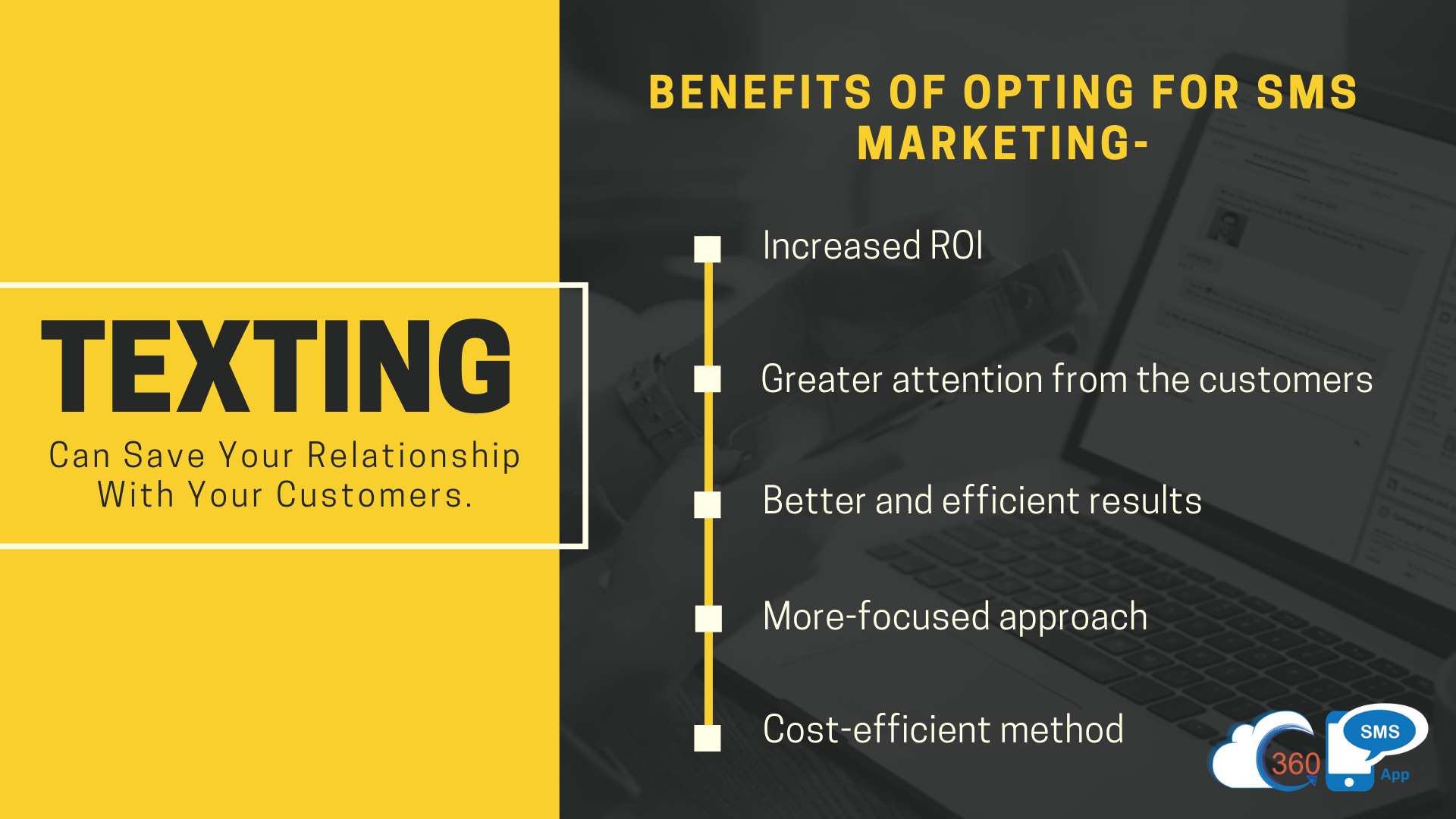 benefits of opting for sms marketing