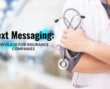 benefits of text messaging for insurance companies