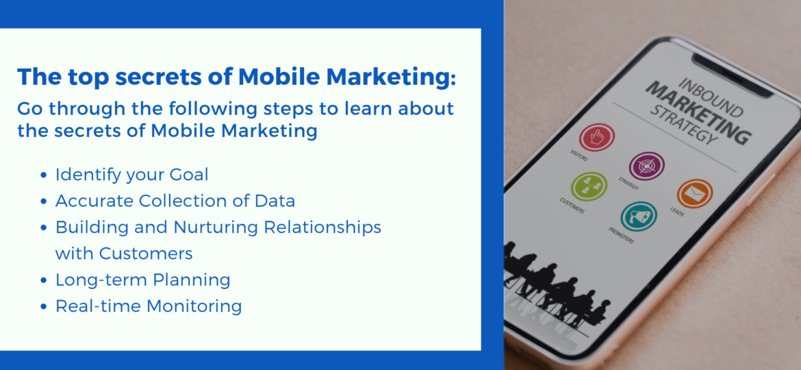 mobile marketing secrets