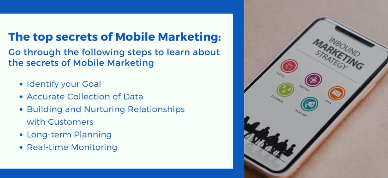 mobile marketing secrets
