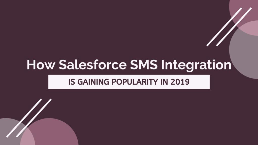 Salesforce Messaging App | Send SMS From Salesforce - 360 SMS App