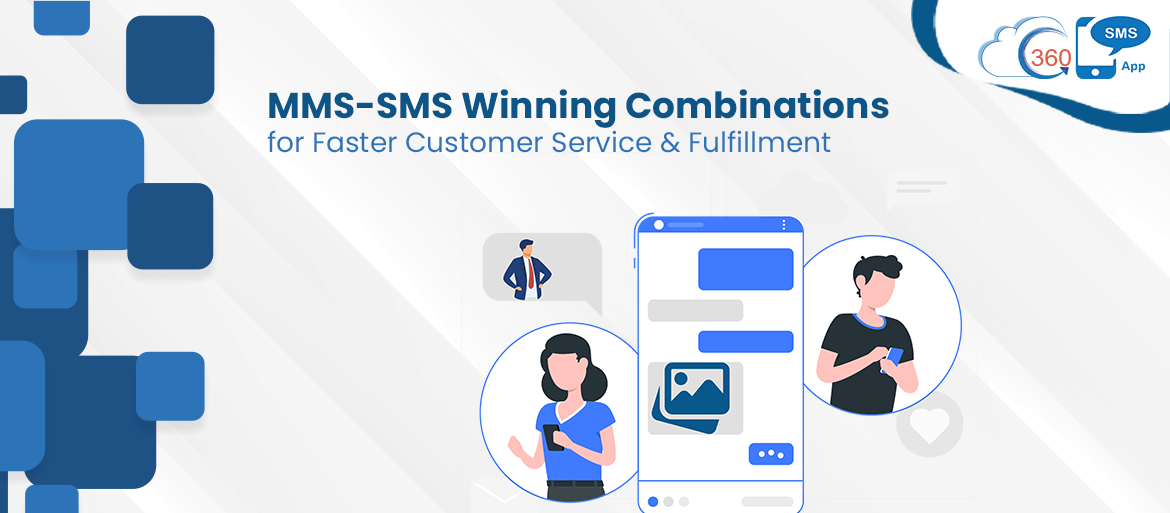 SMS and MMS: Together