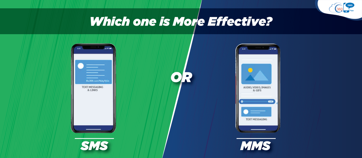 SMS or MMS