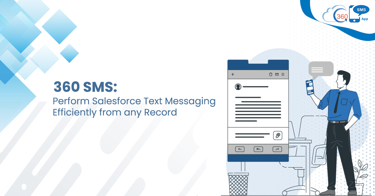 Salesforce Text messaging from Record