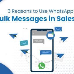 WhatsApp bulk messages
