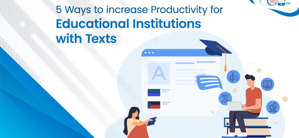 Text in education