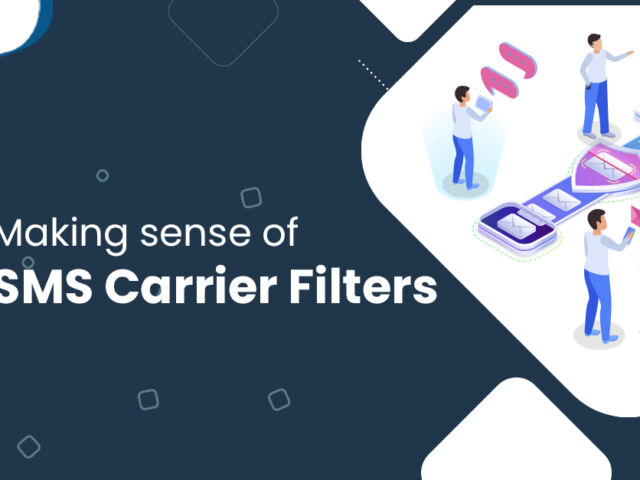 SMS Carrier Filters
