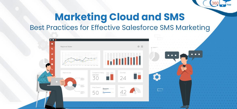 SMS & Marketing cloud