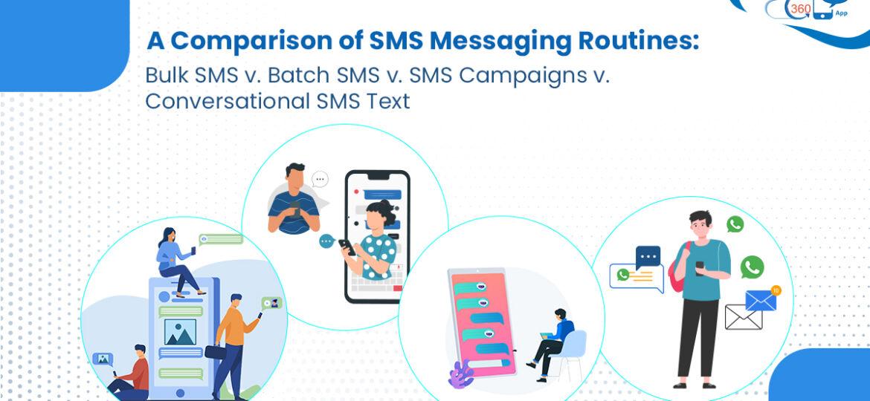 Text messaging ways