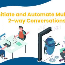 Multiple 2-way communications