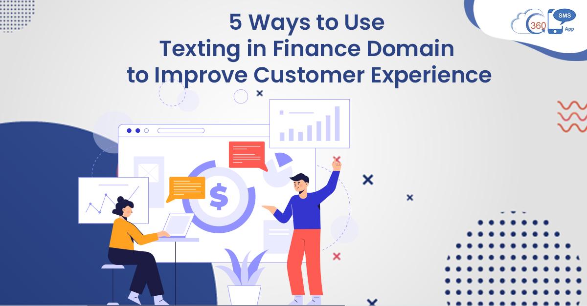 SMS in Finance