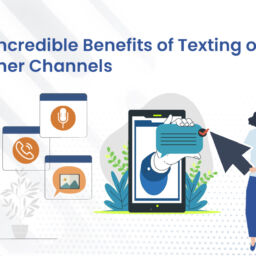Benefits of texting
