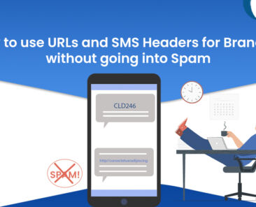 Links and SMS headers