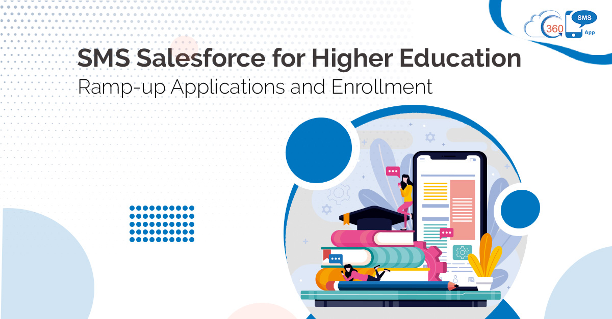 SMS for higher education