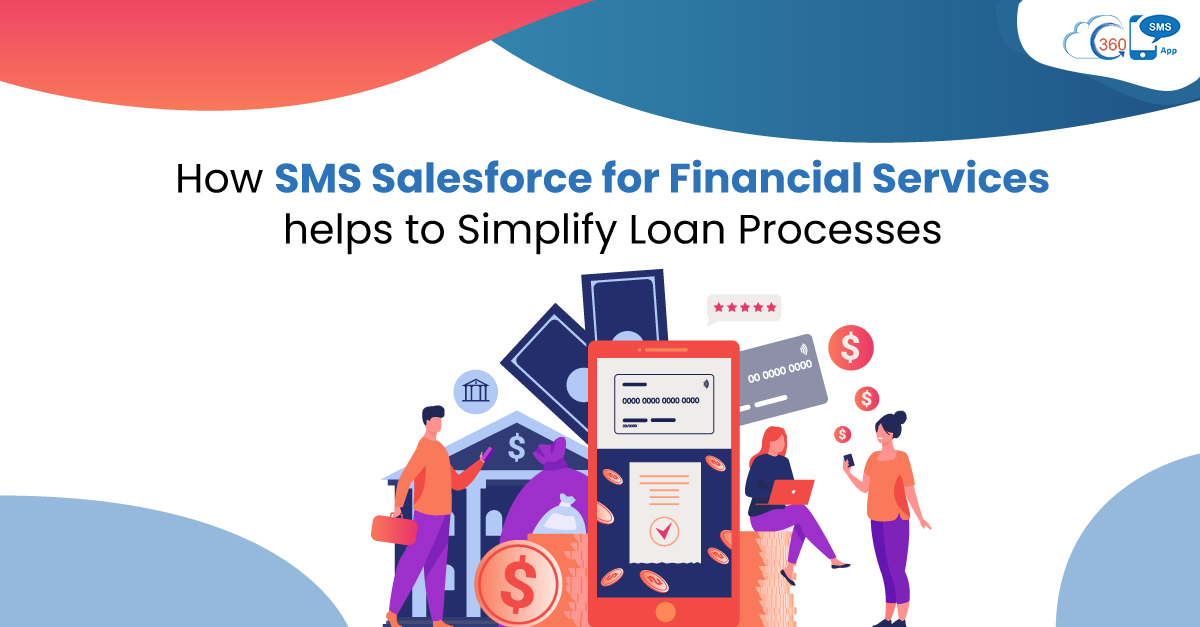 SMS Salesforce for Financial Services