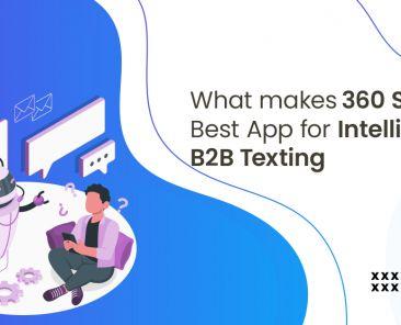 Intelligent B2B Texting